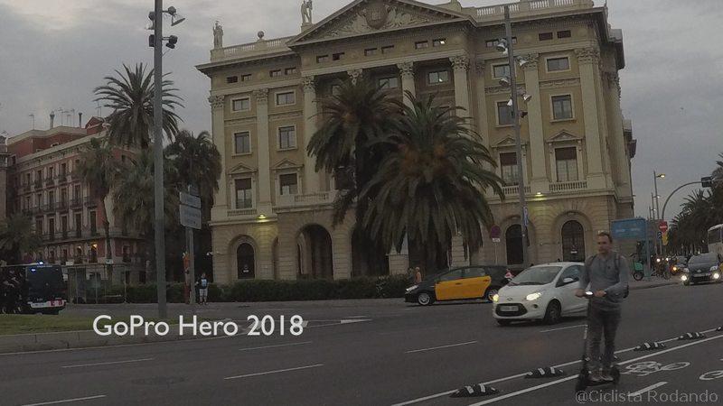 rafaga gopro hero 2018