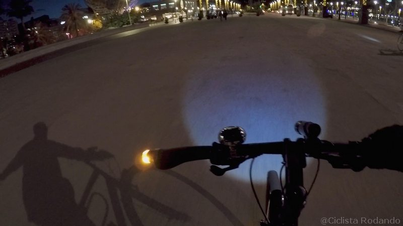 Intermitentes bicicletas visibilidad WingLights