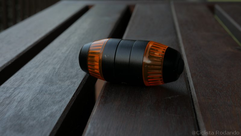 2 baterias luces de giros bicicleta