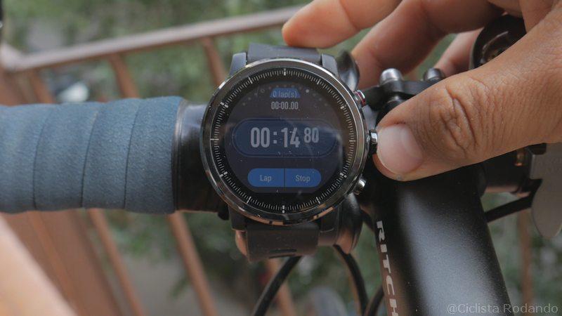 reloj amazfit 2 stratos funciones