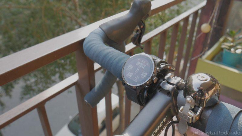 Xiaomi Amazfit Statos 2 bicicleta pantalla sol