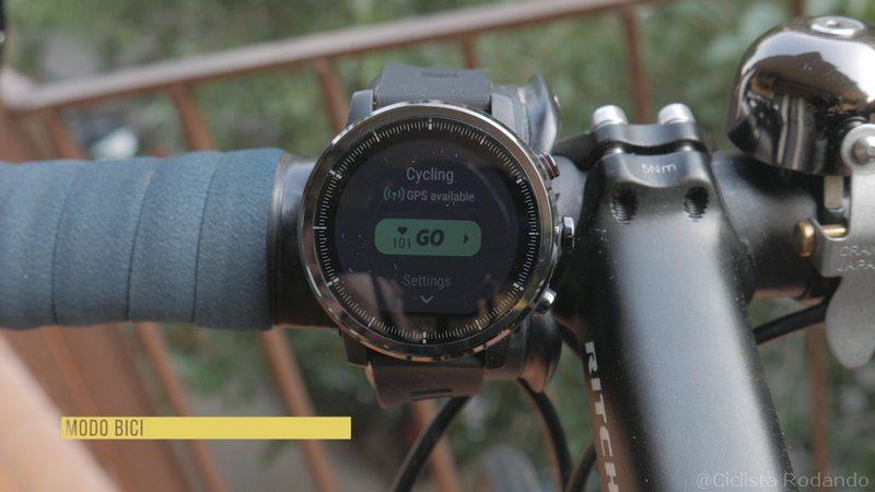tiempo enlace gps amazfit 2