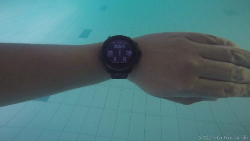 natación stratos 2 smartwatch