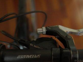 robo cables frenos bicicleta