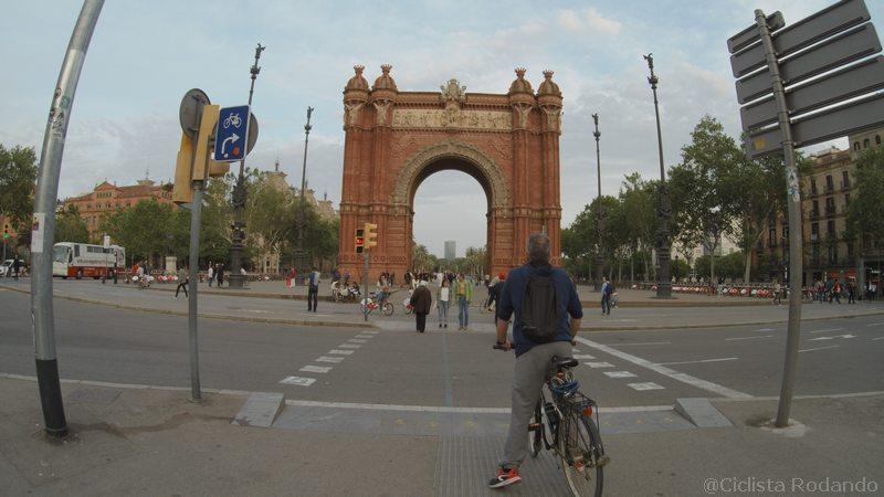 xiaomi mijia 4k foto arco del triunfo