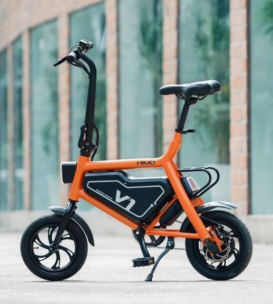 Bicicleta electrica xiaomi himo v1