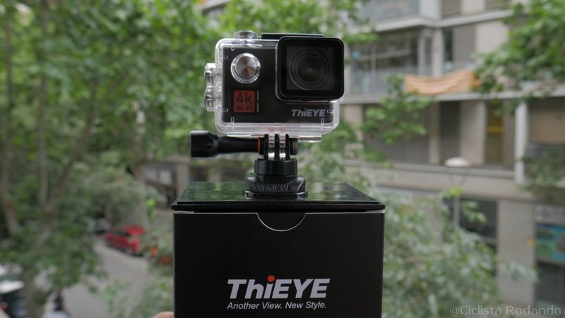 Thieye T5 Edge review camara accion