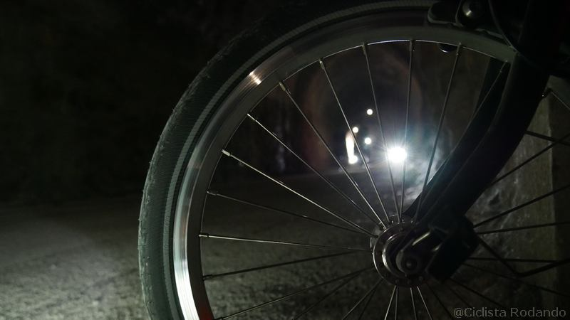 brompton rueda
