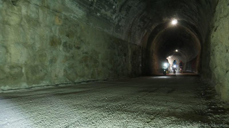 brompton tunel via verde