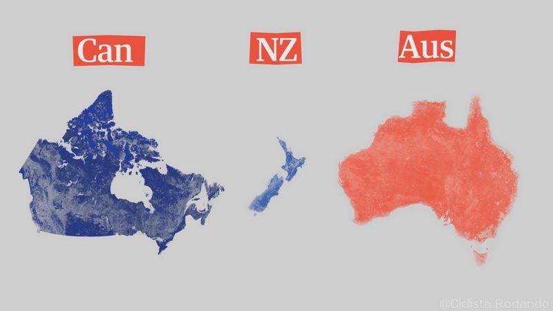canada nueva zelanda australia