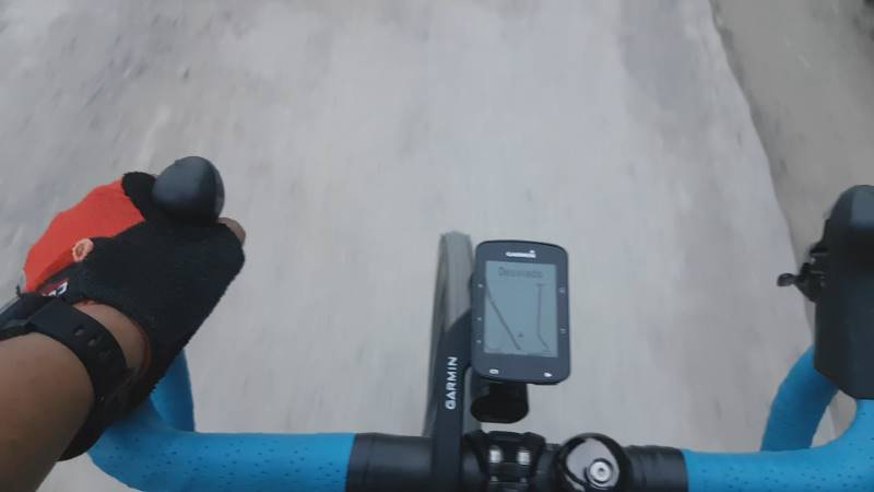 garmin edge 520 plus pantalla apagada