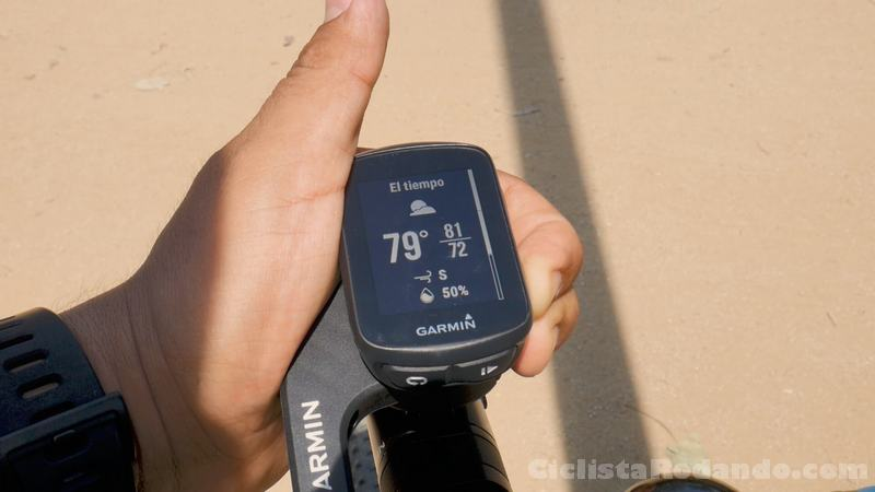 Garmin Edge 130 review español