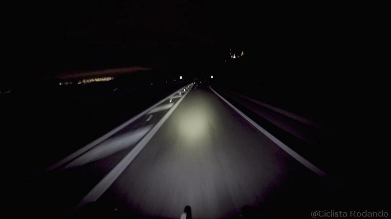 garmin ut800 luz potente bicicleta