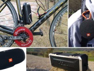 Mejores altavoces bluetooth para la bicicleta