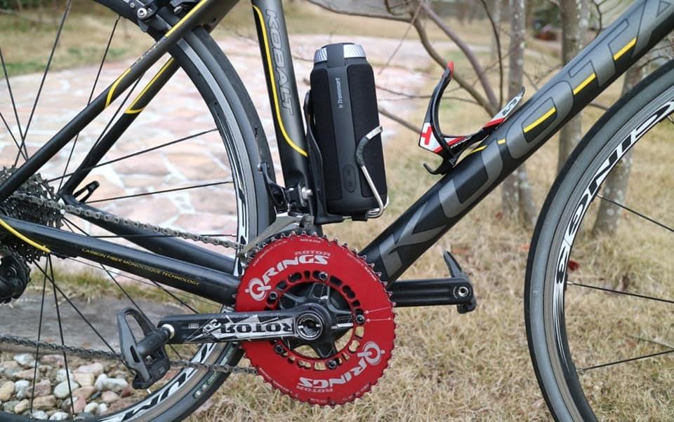 Tronsmart T6 bicicleta
