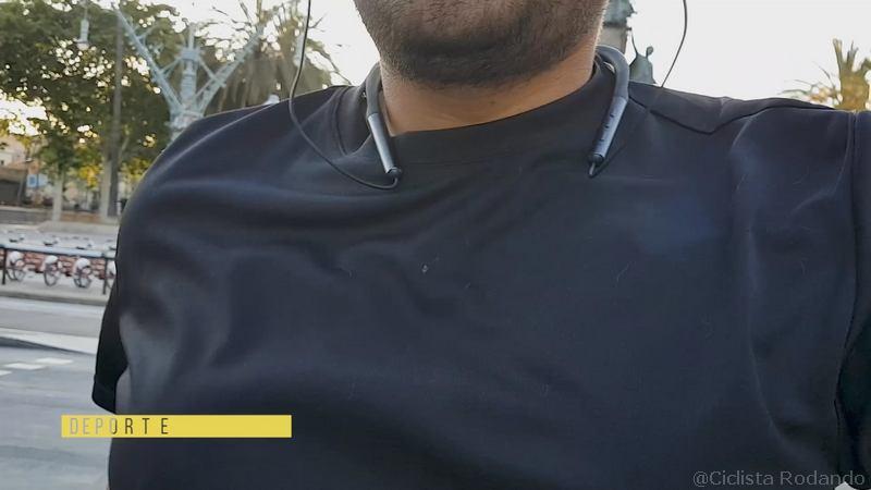 auriculares bluetooth para el cuello xiaomi