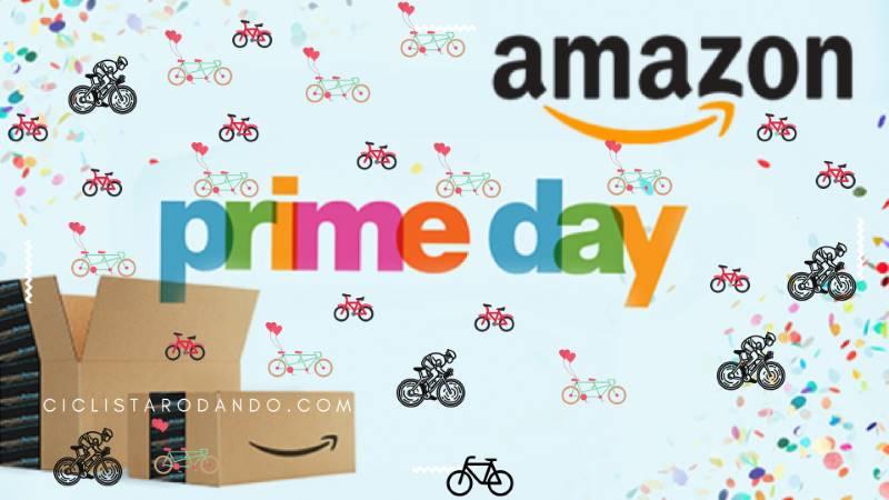 amazon prime day ciclismo