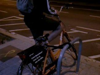 "Arran ""expropia"" de 5 bicicletas de Donkey"