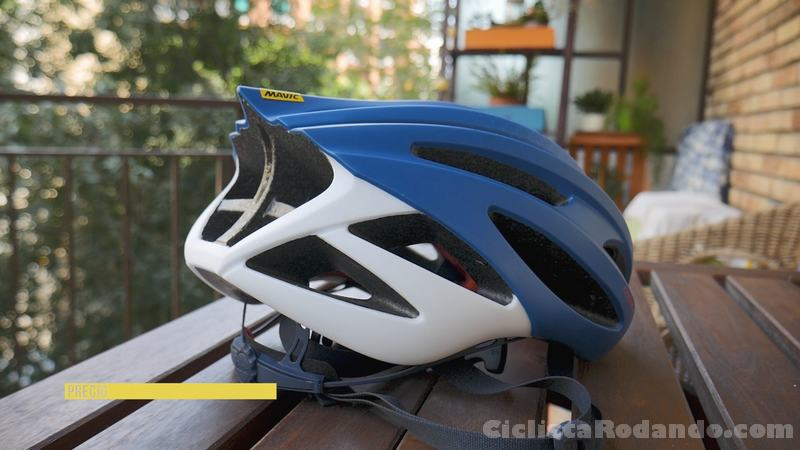 Casco Mavic Cosmi Pro Review español 7