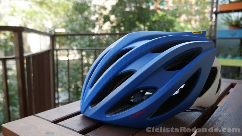 Casco Mavic Cosmi Pro Review español 9