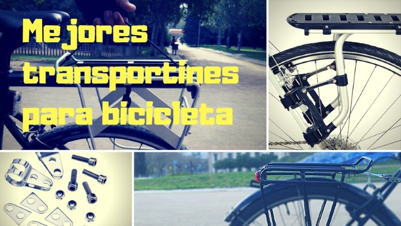 Mejores trasportines para bicicleta