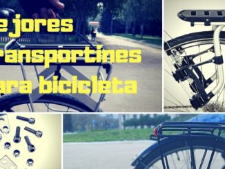 Mejores portaequipajes para bicicleta