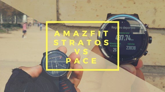 amazfit stratos vs pace
