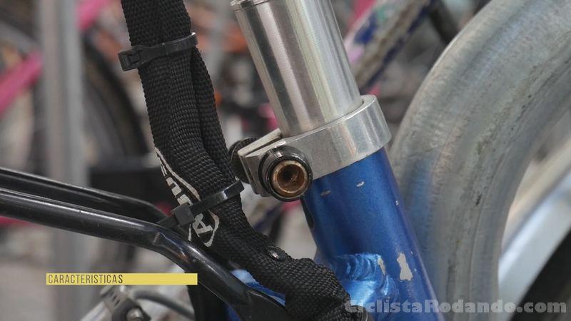 antirrobo sillin bicicleta