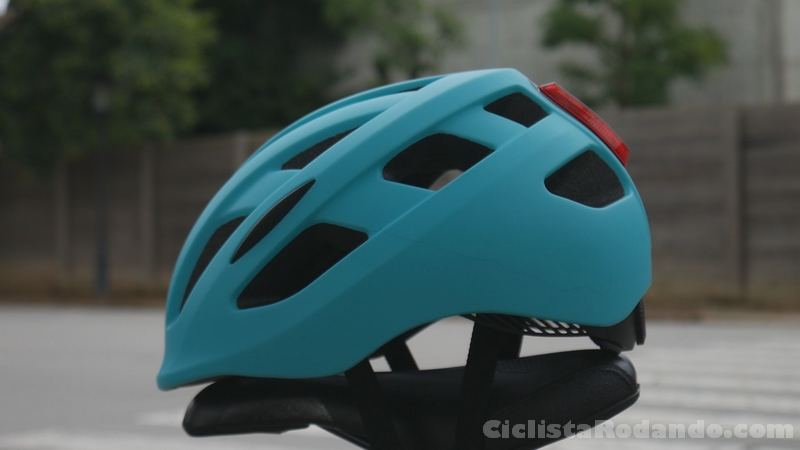 spiuk Hiri Review casco con luz