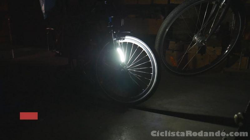 Spanninga Arco review potente luz bici compacta