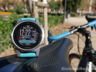 Garmin Fenix 5S Review español para bicicleta correr nadar
