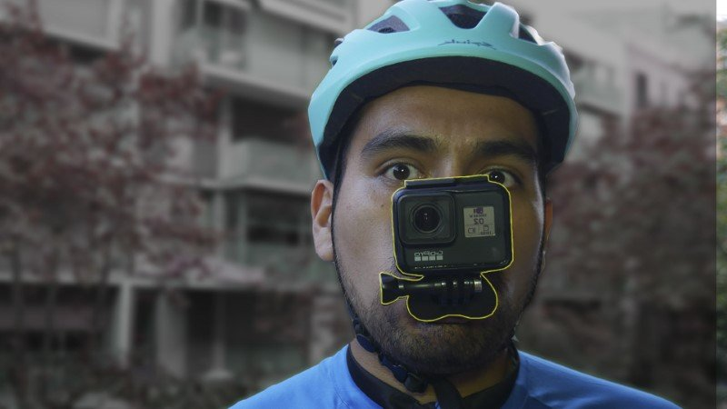 gopro hero 7 review español ciclismo