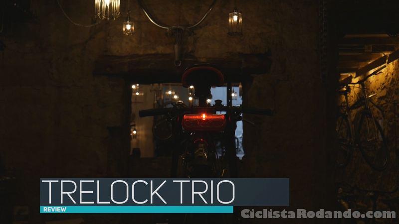 Luces bicicleta trelock trio antirrobo 1