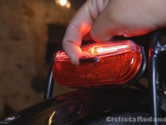 Luces bicicleta trelock trio antirrobo
