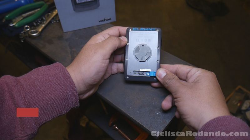bateria wahoo elemnt microusb