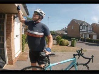 Demasiado gordo para ser ciclista