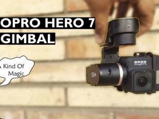 Gopro hero 7 + gimbal