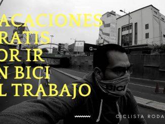 Dias libres peru bicicleta