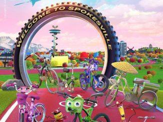 bikes pelicula animada bicicletas