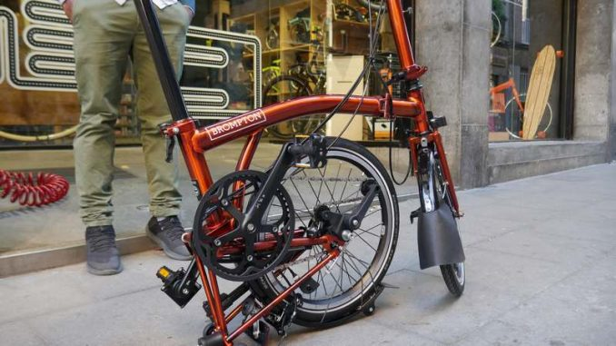 Brompton sorteo black edition