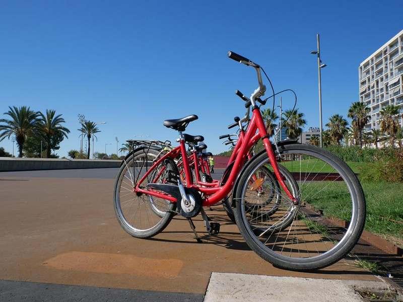bicicleta aprendiza adulto