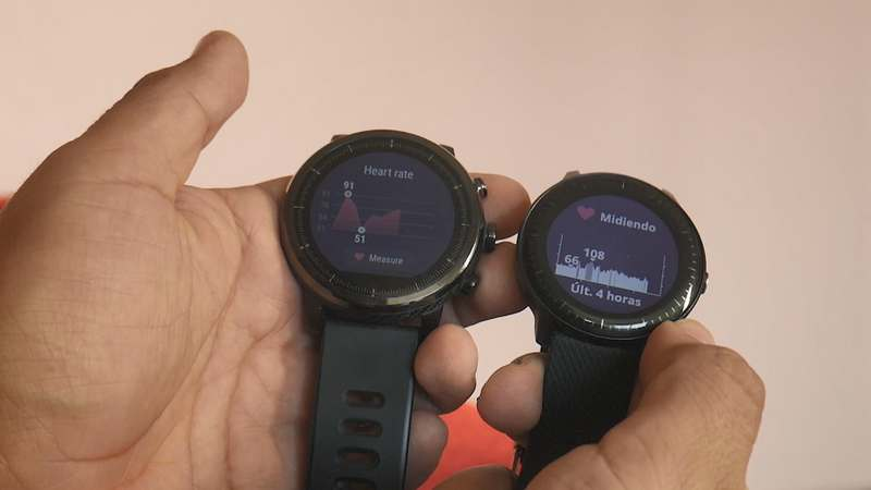 pulso stratos vs garmin