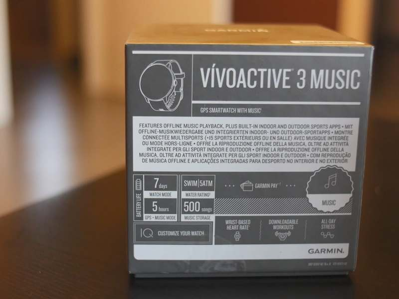 vivo active 3 music caja