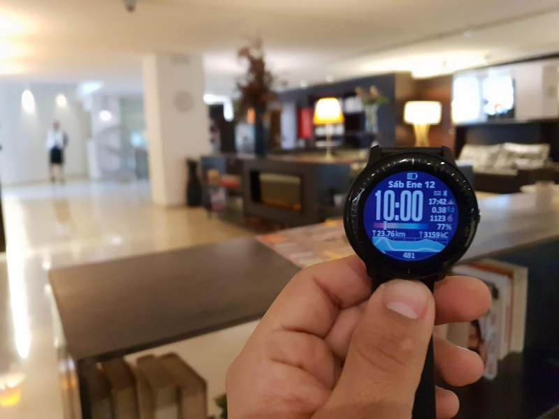 vivo active 3 music review gym