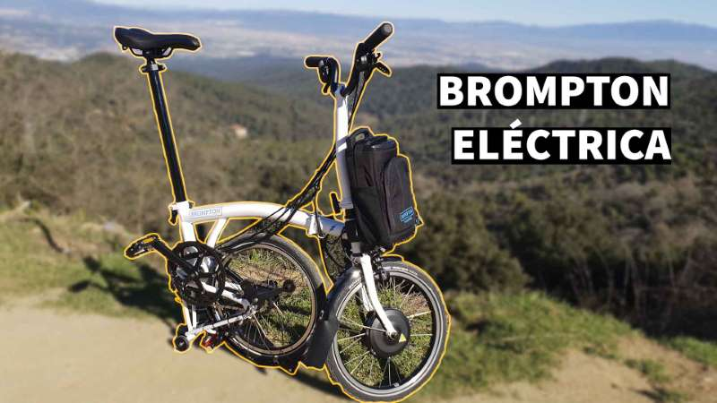 BROMPTON ELECTRICA review español