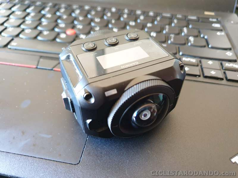 Garmin virb 360 review español
