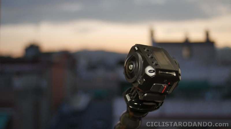 Garmin virb 360 review español