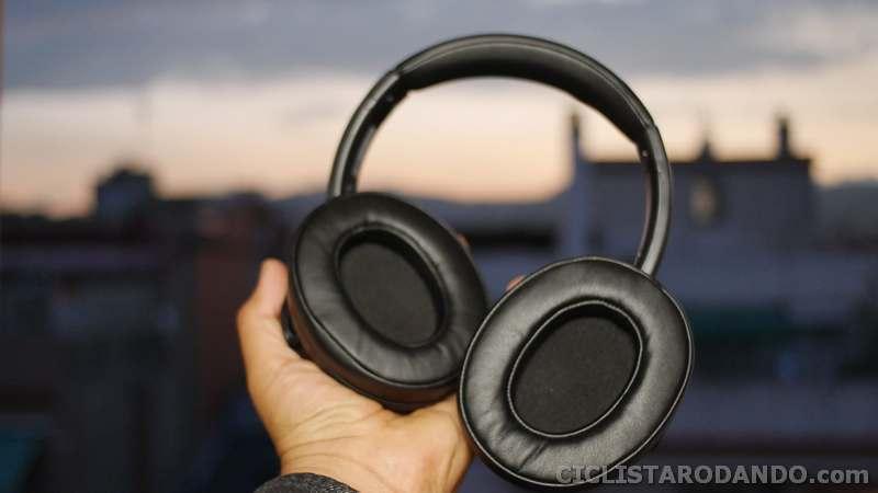 mixcder e9 auriculares cancelacion ruido economicos almohadillas