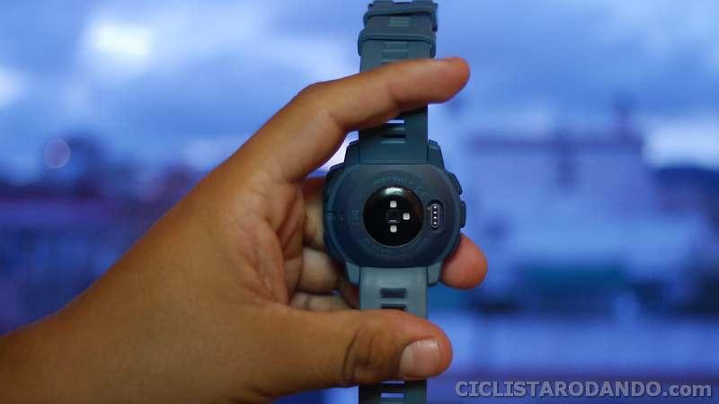 sensor garmin pulso