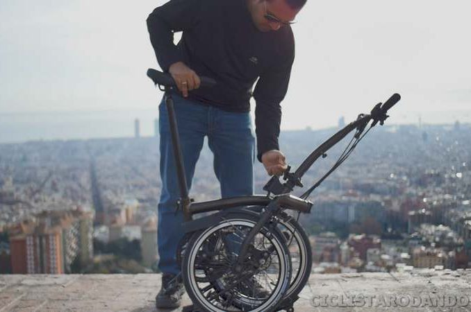 mejor bicicleta plegable del mundo